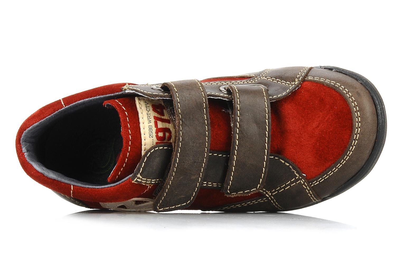 Sneakers Naturino Rilo Bruin links