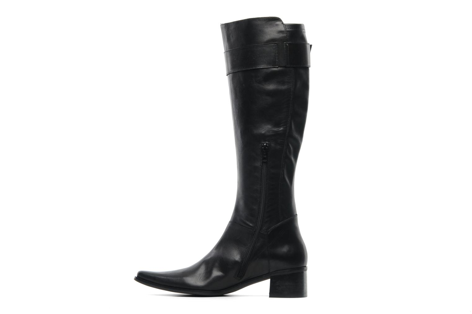 Boots & wellies JB MARTIN Baltimore Black front view