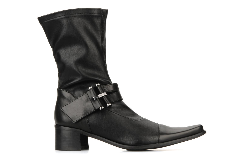 Bottines et boots JB MARTIN Bering Noir vue derrière