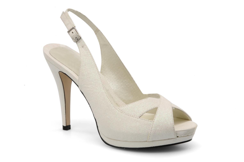 Sandales et nu-pieds Menbur Cindella Blanc vue détail/paire