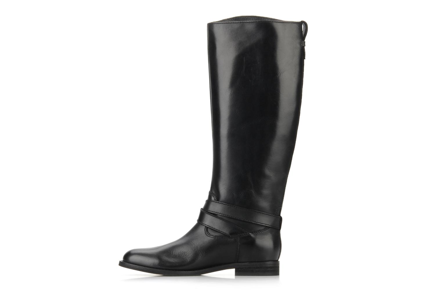 Boots & wellies Pastelle Adrienne Black front view