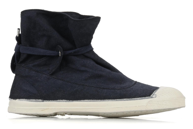 Boots en enkellaarsjes Bensimon Floby Blauw achterkant