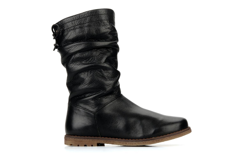 Boots & wellies Unisa Elton Black back view