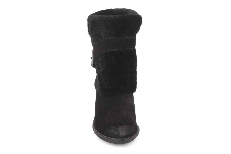 Bottines et boots Janet & Janet Comodo Noir vue portées chaussures