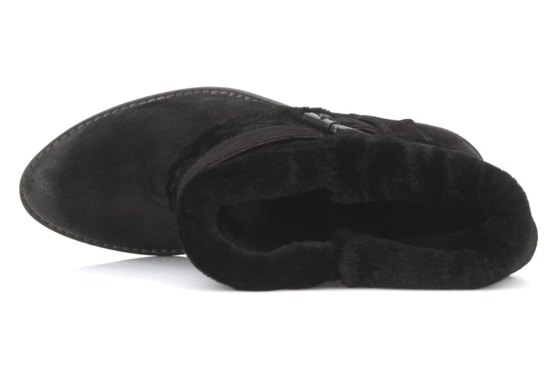 Bottines et boots Janet & Janet Comodo Noir vue gauche