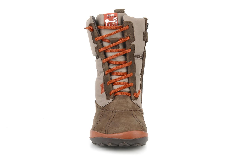 Boots & wellies Camper Peu pista 90150 Beige model view