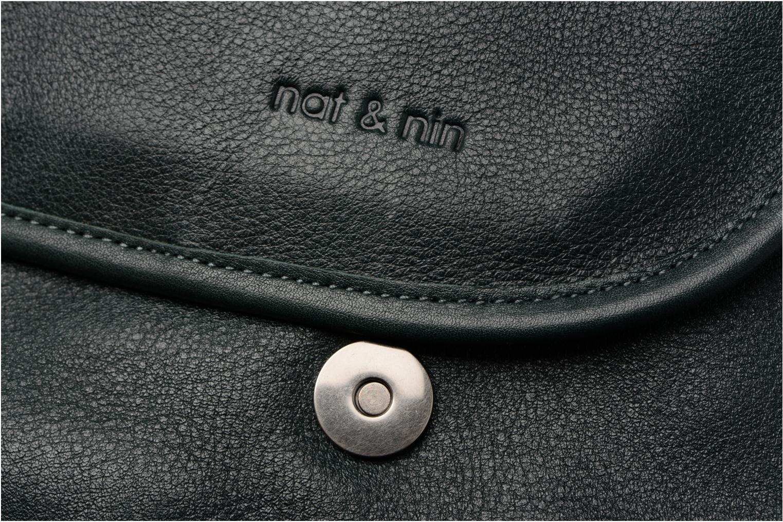 Handbags Nat & Nin Jen Green view from the left