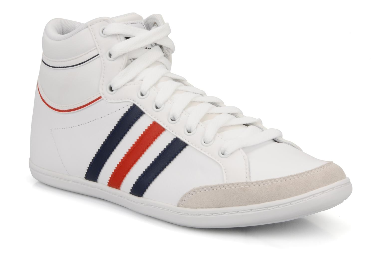 adidas plimcana mid blanche
