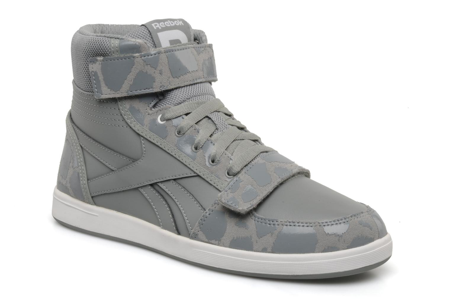 Trainers Reebok Sh court mid Grey detailed view/ Pair view