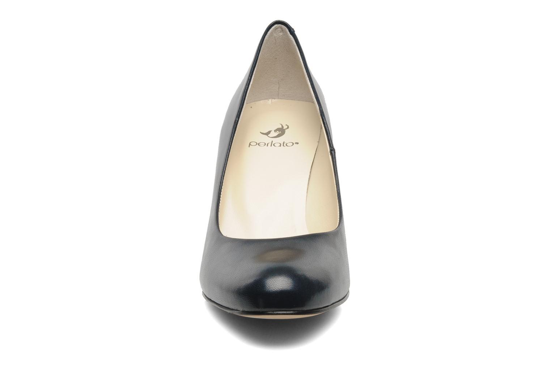 High heels Perlato Cid Blue model view