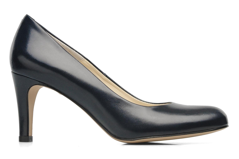 High heels Perlato Cid Blue back view