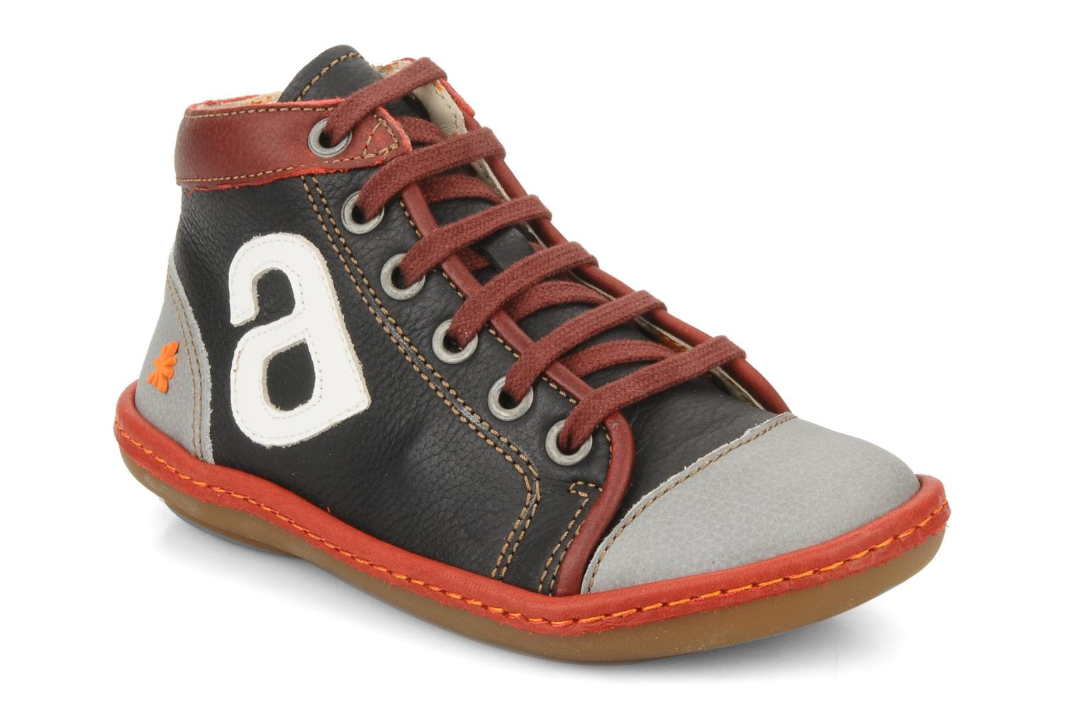 Kio 684 Black - red