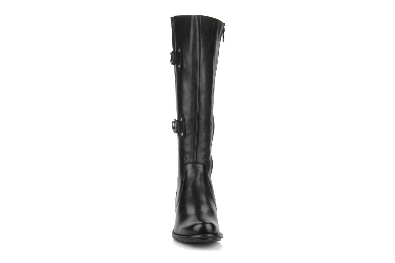 Bottes Arima pour Elle Flamme Noir vue portées chaussures