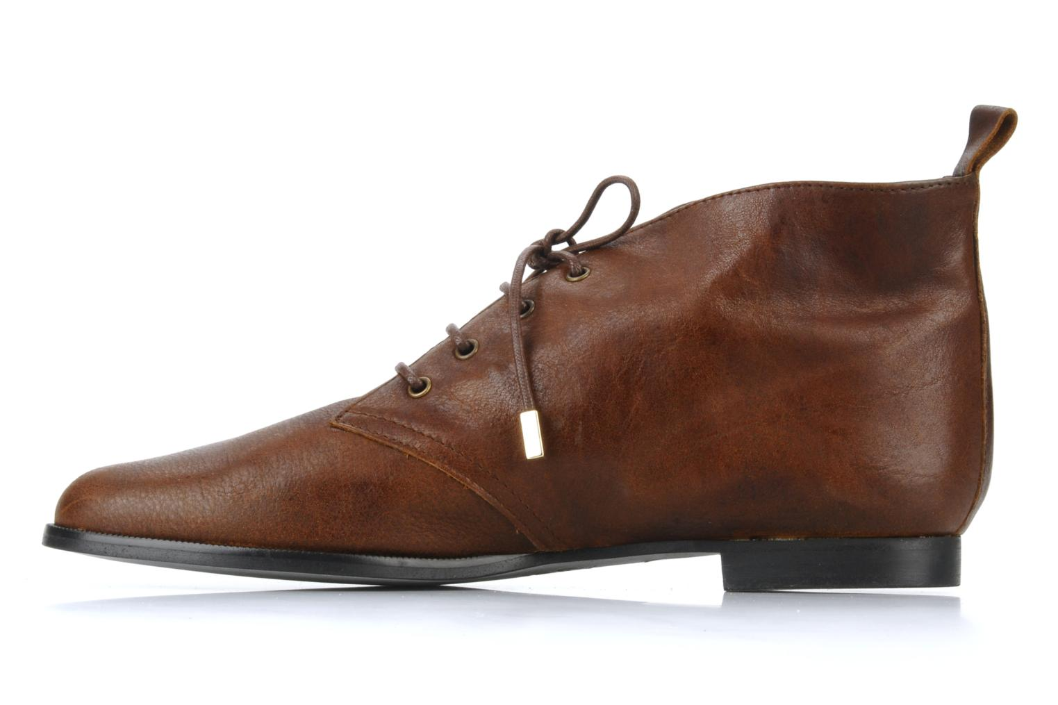 Ankle boots Emma Go Stella new Brown front view