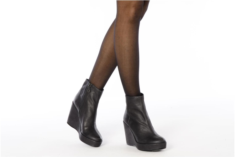 Bottines et boots Emma Go Keaton plus Noir vue bas / vue portée sac