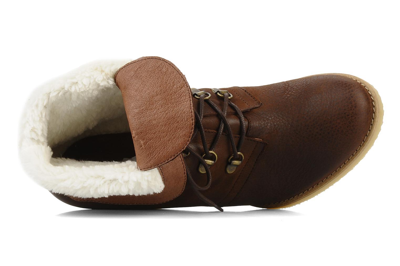 Bottines et boots Emma Go Keen Marron vue gauche