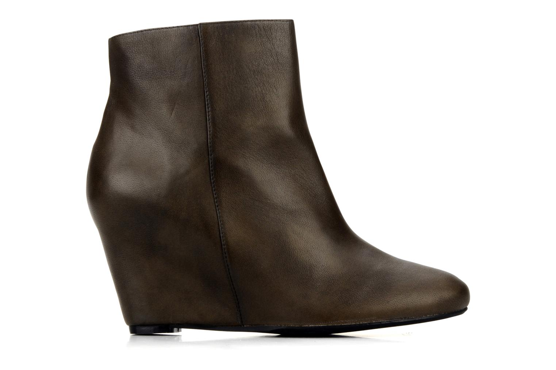 Bottines et boots Bocage Donuzo Marron vue derrière