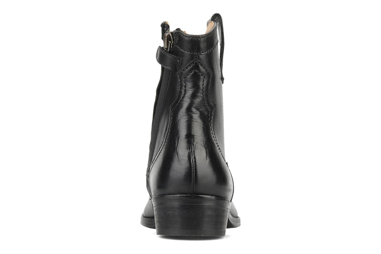 Bottes Pom d Api Nevada star boots Noir vue droite