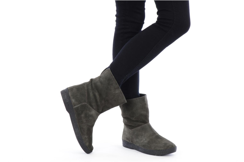 Boots en enkellaarsjes Vagabond Laura plain Groen onder