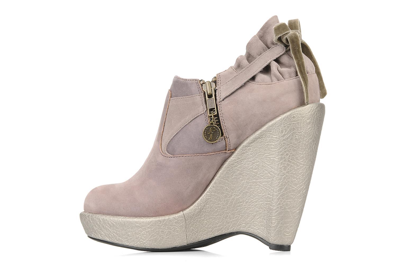 Bottines et boots Feud Brit Rose vue face