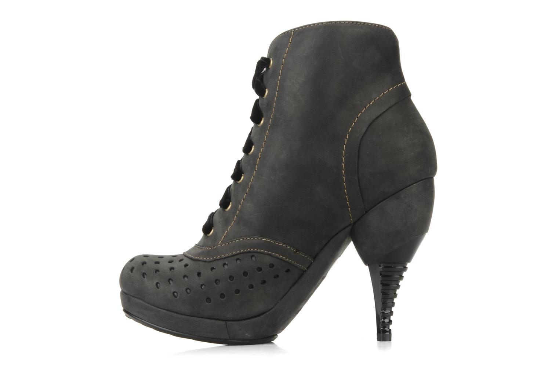 Boots en enkellaarsjes Feud Beckon Zwart voorkant