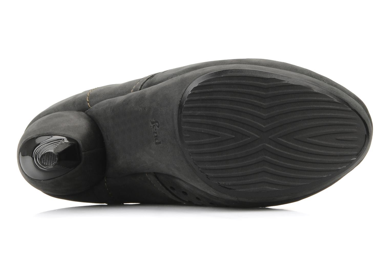 Stiefeletten & Boots Feud Beckon schwarz ansicht von oben