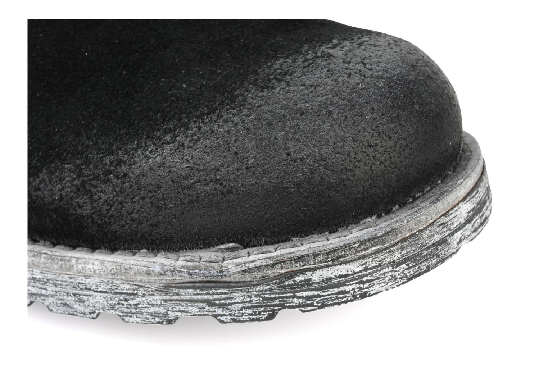 Bottines et boots Cafè Noir Aroa Noir vue 3/4