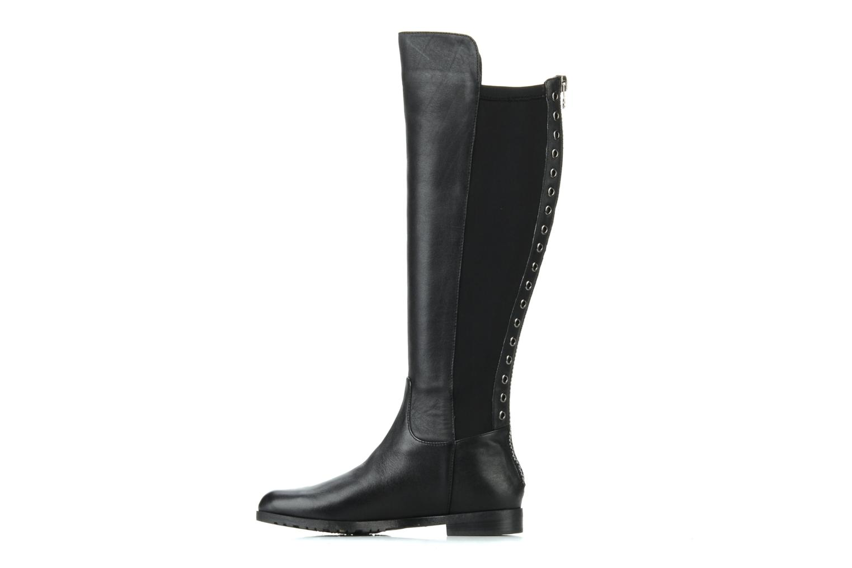 Stiefel Cafè Noir Alondra schwarz ansicht von vorne
