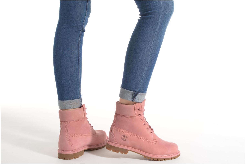 Stiefeletten & Boots Timberland 6 in premium boot w schwarz ansicht von unten / tasche getragen