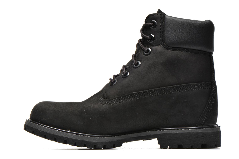 Bottines et boots Timberland 6 in premium boot w Noir vue face