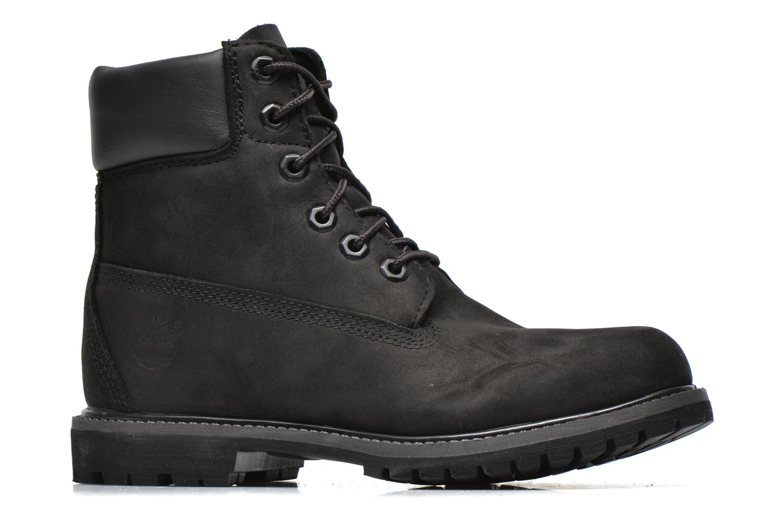 6 in premium boot w Black Nubuck