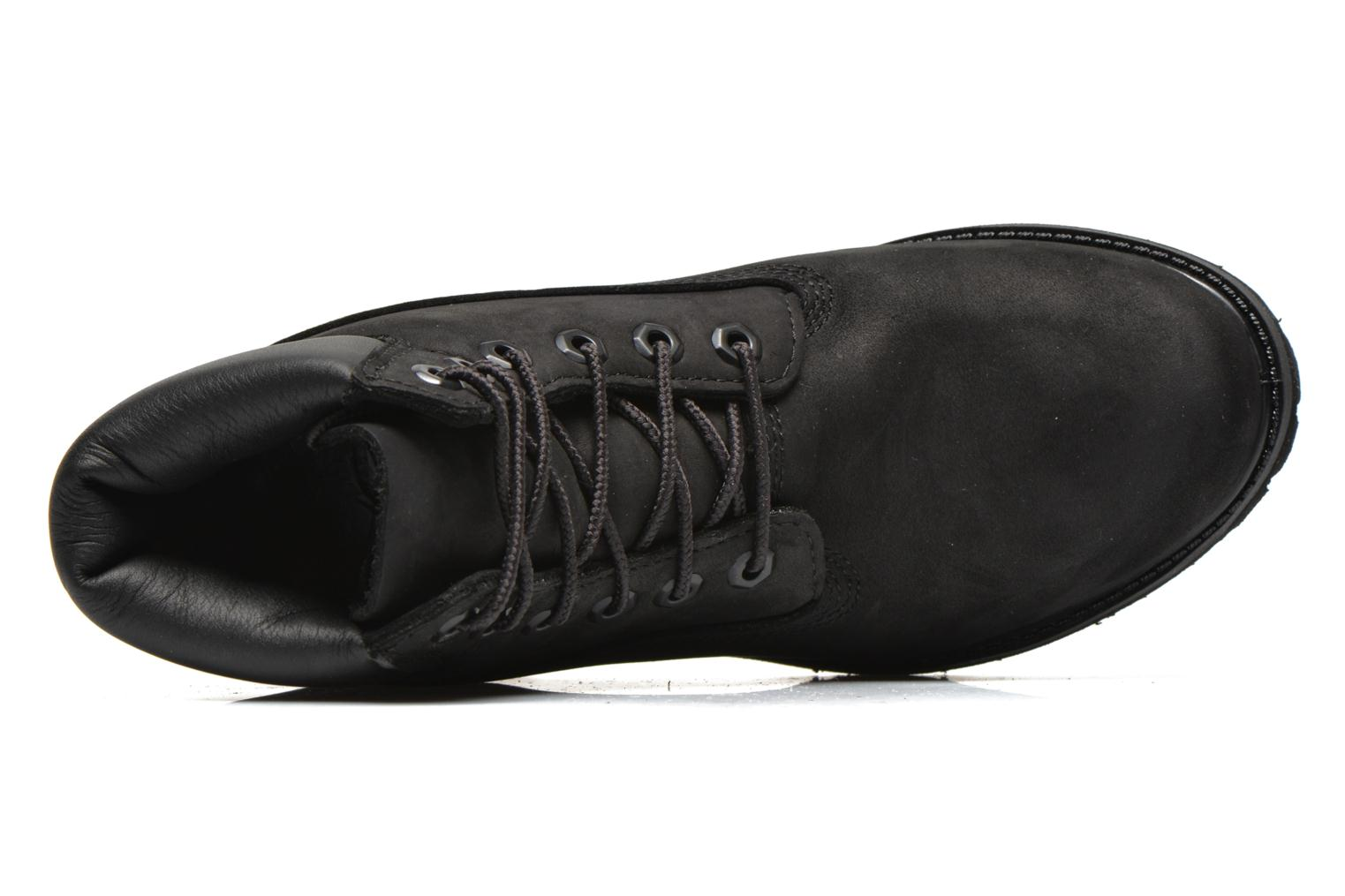 Ankle boots Timberland 6 in premium boot w Black view from the left