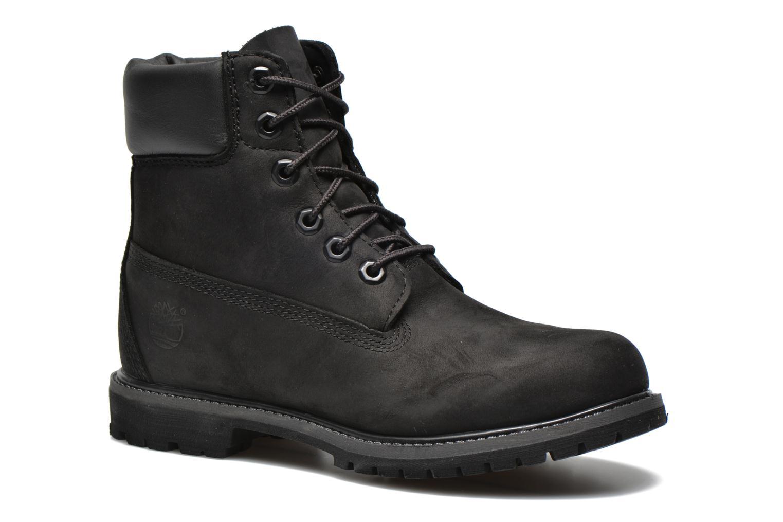 Stiefeletten & Boots Timberland 6 in premium boot w schwarz detaillierte ansicht/modell
