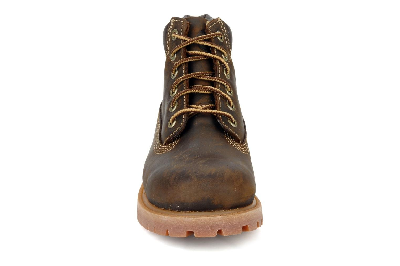 Stiefeletten & Boots Timberland 6 In Waterproof Boot braun schuhe getragen