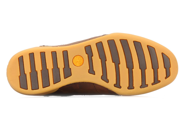 Sneakers Timberland City adventure split cup sole butt seam ox Marrone immagine dall'alto