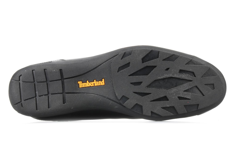 Sneaker Timberland Bike toe oxford schwarz ansicht von oben
