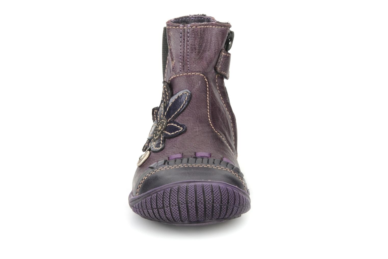 Boots en enkellaarsjes Catimini Cati a24 Paars model