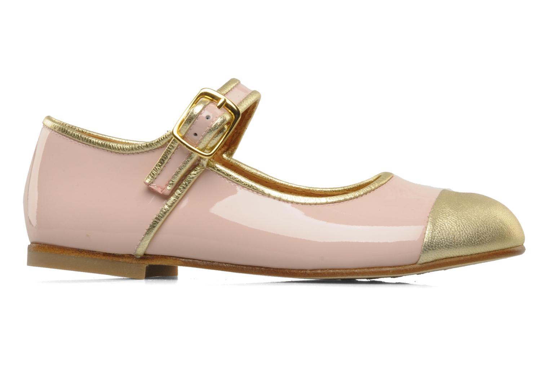 Ballerinas Petite Maloles Petite borali rosa ansicht von hinten
