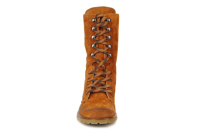Bottines et boots Pare Gabia Tuilia Marron vue portées chaussures