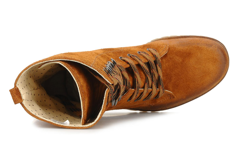 Boots en enkellaarsjes Pare Gabia Tuilia Bruin links