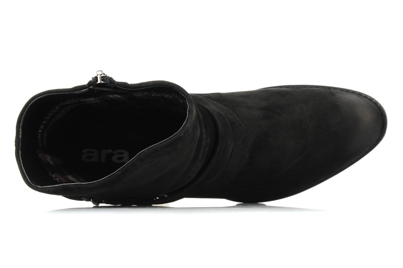 Boots en enkellaarsjes Ara Grest Zwart links