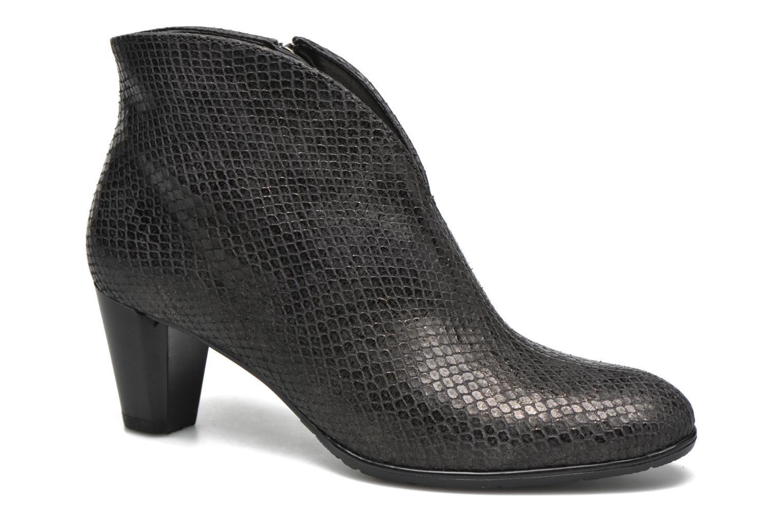 Bottines et boots Ara Tol Or et bronze vue détail/paire