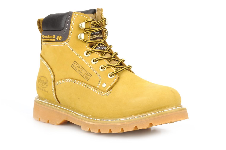 Stiefeletten & Boots Dockers Looka gelb detaillierte ansicht/modell