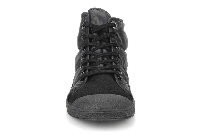 Sneakers Le temps des cerises Basic 03 doune Zwart model
