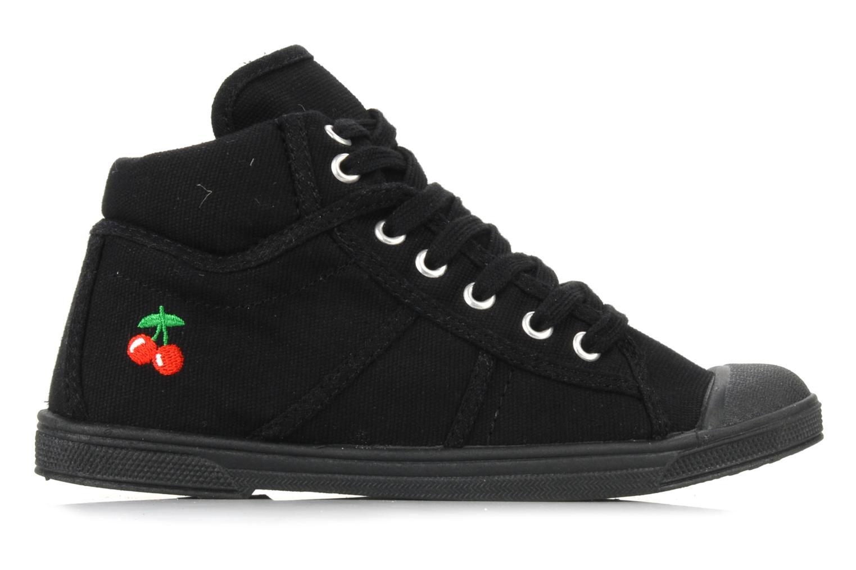 Sneakers Le temps des cerises LC Basic 03 Zwart achterkant