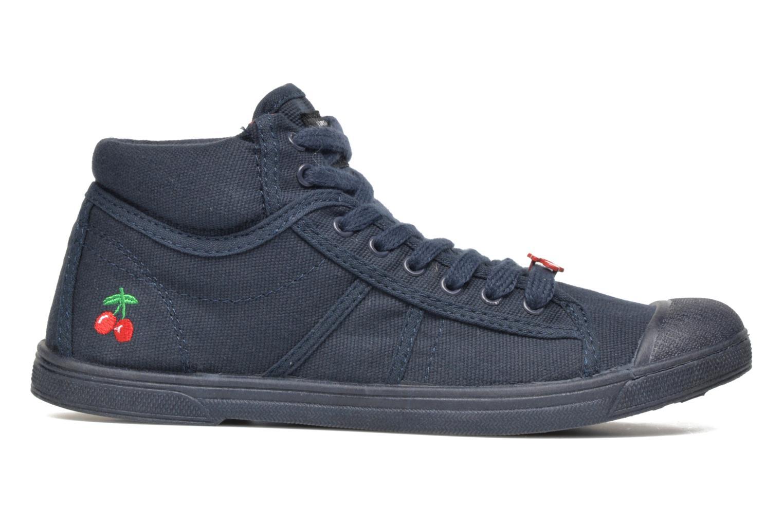 Sneakers Le temps des cerises LC Basic 03 Azzurro immagine posteriore