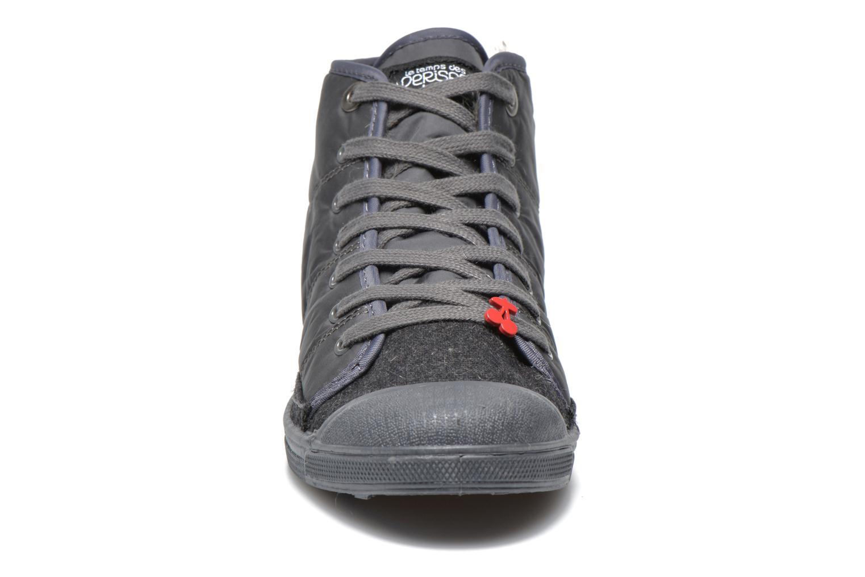 Sneaker Le temps des cerises Basic 03 doune grau schuhe getragen