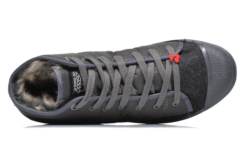 Sneaker Le temps des cerises Basic 03 doune grau ansicht von links