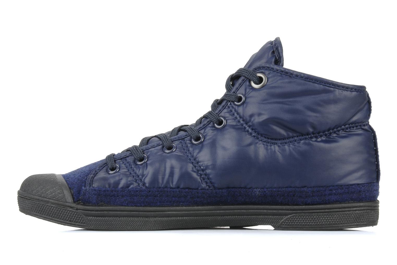 Sneakers Le temps des cerises Basic 03 doune Blauw voorkant