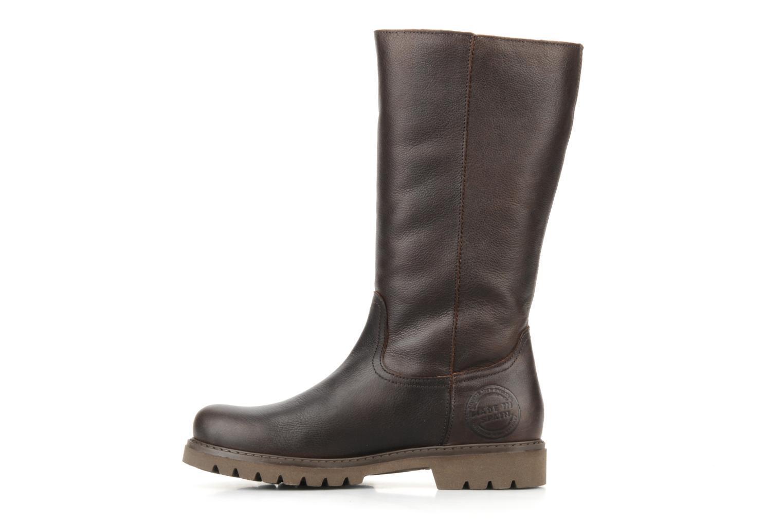 Stiefeletten & Boots Panama Jack Basica 30 braun ansicht von vorne